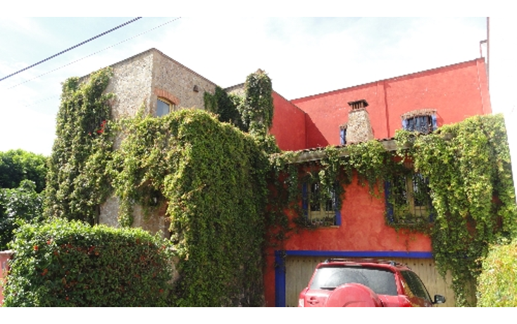 Foto de casa en venta en  , club de golf la huerta, san pedro cholula, puebla, 1178125 No. 01