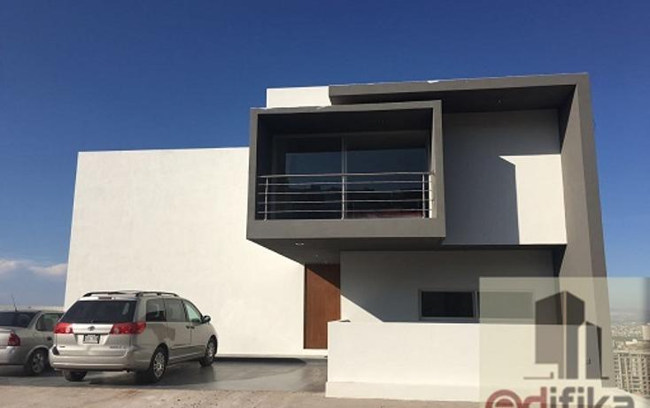 Foto de casa en renta en  , club de golf la loma, san luis potosí, san luis potosí, 1068499 No. 01