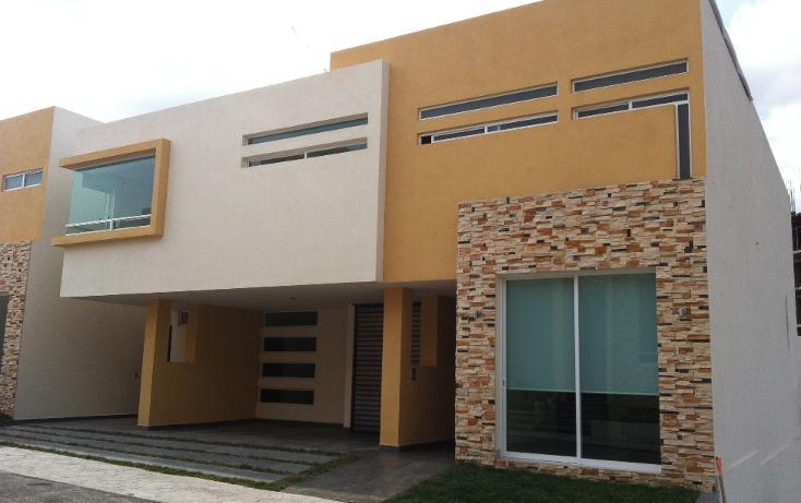 Foto de casa en venta en  , club de golf la loma, san luis potosí, san luis potosí, 1085897 No. 01