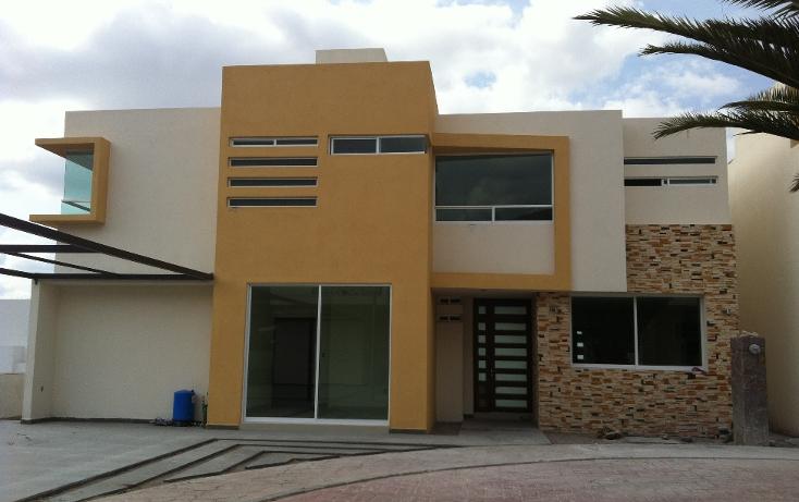 Foto de casa en venta en  , club de golf la loma, san luis potosí, san luis potosí, 1095111 No. 01