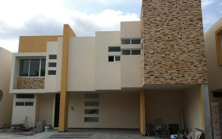 Foto de casa en venta en  , club de golf la loma, san luis potosí, san luis potosí, 1095321 No. 01