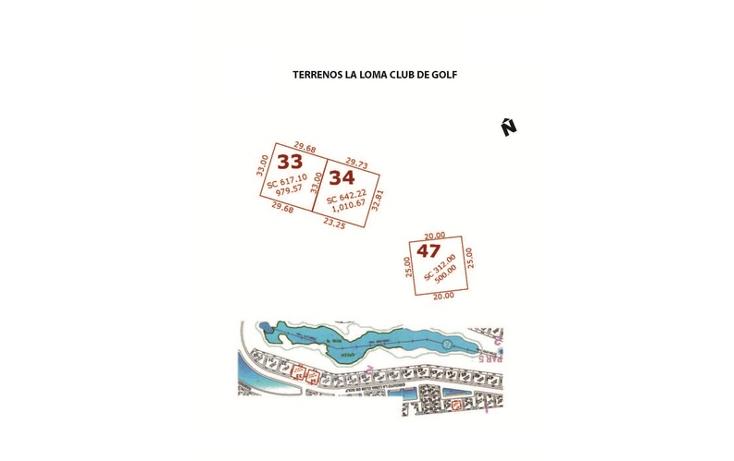 Foto de terreno habitacional en venta en  , club de golf la loma, san luis potosí, san luis potosí, 1123153 No. 01