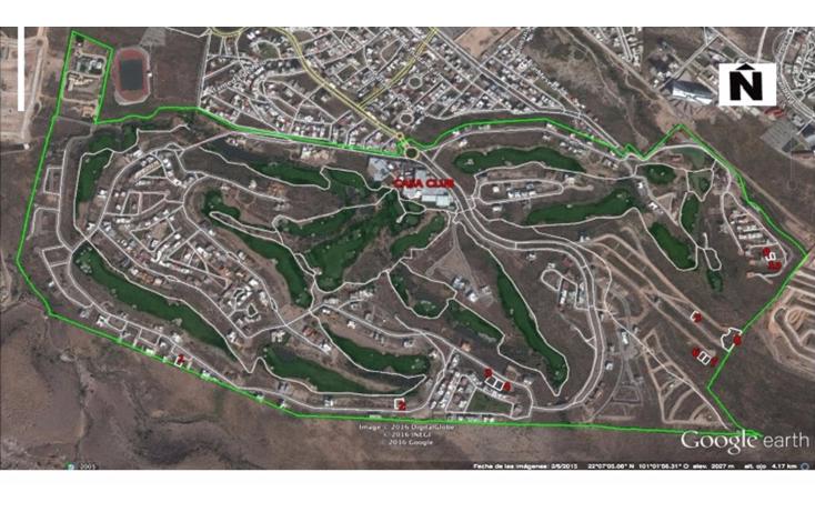Foto de terreno habitacional en venta en  , club de golf la loma, san luis potos?, san luis potos?, 1490111 No. 01