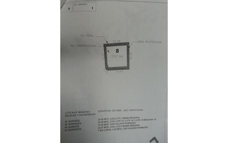Foto de terreno habitacional en venta en  , club de golf la loma, san luis potosí, san luis potosí, 1572790 No. 01