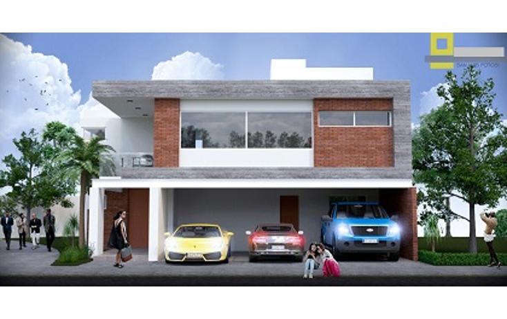 Foto de casa en venta en  , club de golf la loma, san luis potos?, san luis potos?, 1722508 No. 01