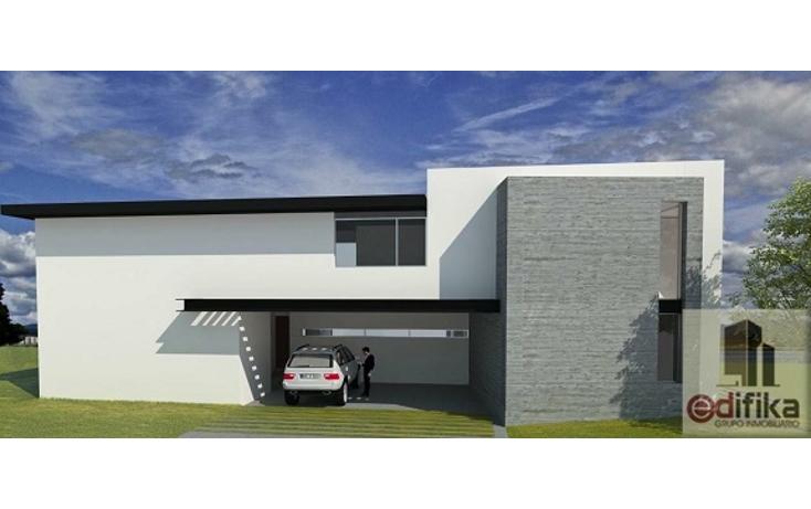 Foto de casa en venta en  , club de golf la loma, san luis potosí, san luis potosí, 1829178 No. 01