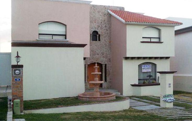 Foto de casa en venta en  , club de golf la loma, san luis potosí, san luis potosí, 1859852 No. 01