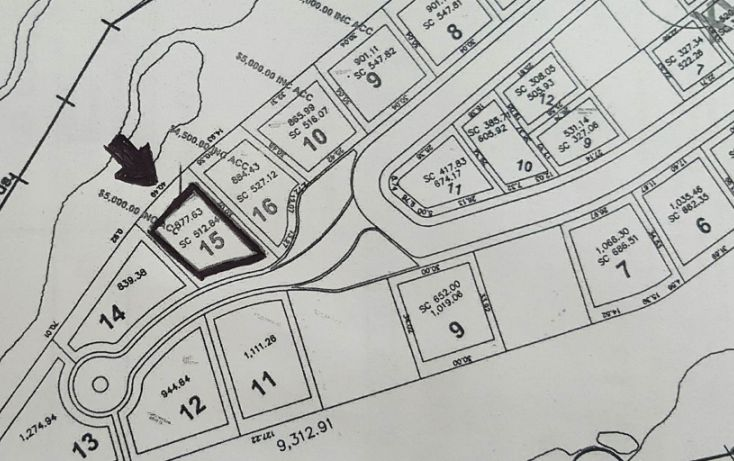 Foto de terreno habitacional en venta en, club de golf la loma, san luis potosí, san luis potosí, 1899654 no 01