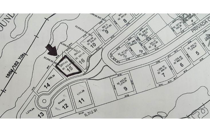 Foto de terreno habitacional en venta en  , club de golf la loma, san luis potosí, san luis potosí, 1899654 No. 01