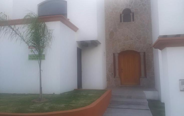 Foto de casa en renta en  , club de golf la loma, san luis potosí, san luis potosí, 2000970 No. 01