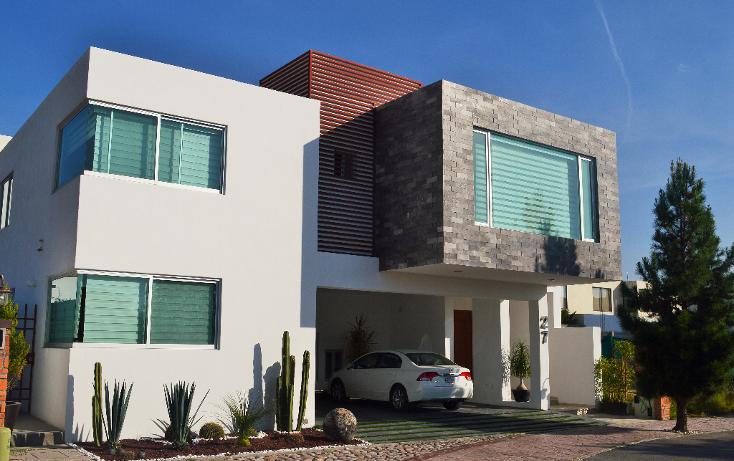 Foto de casa en venta en  , club de golf la loma, san luis potosí, san luis potosí, 946565 No. 01