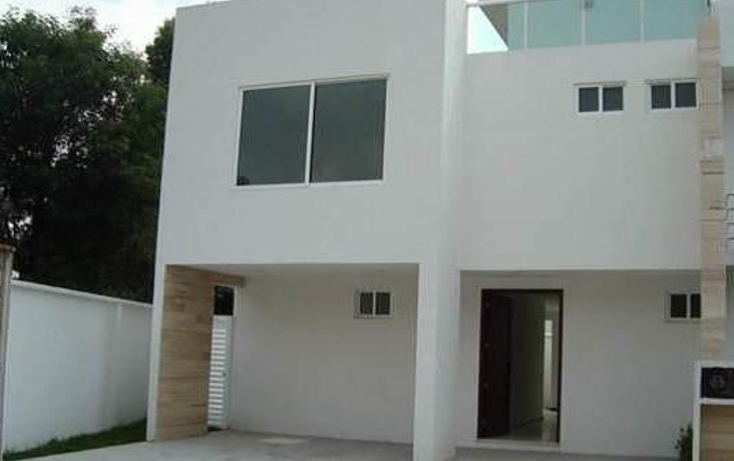 Foto de casa en venta en  , club de golf las fuentes, puebla, puebla, 1290747 No. 01