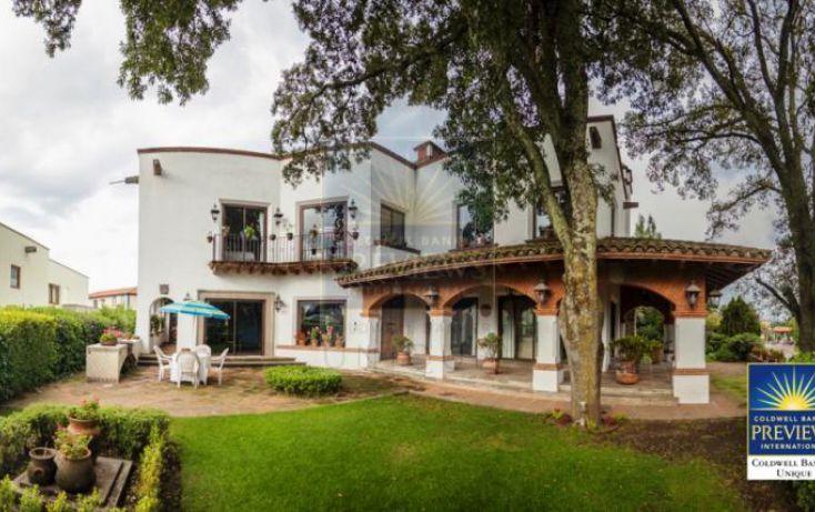 Foto de casa en venta en club de golf los encinos cda de los cipreses, lerma de villada centro, lerma, estado de méxico, 607316 no 02