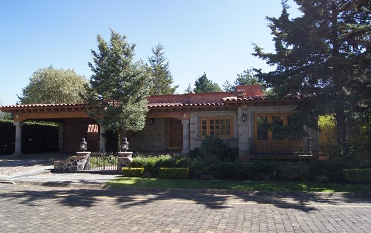 Foto de casa en renta en  , club de golf los encinos, lerma, méxico, 1061165 No. 01