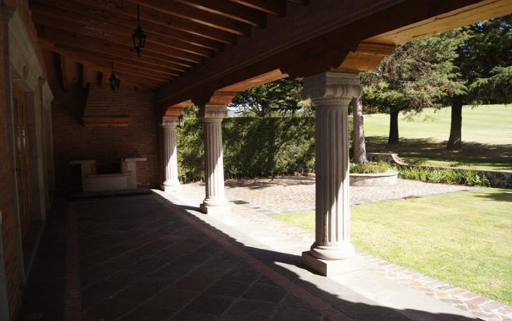 Foto de casa en renta en  , club de golf los encinos, lerma, méxico, 1061165 No. 12