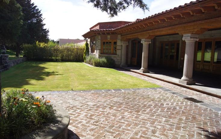 Foto de casa en renta en  , club de golf los encinos, lerma, méxico, 1061165 No. 14