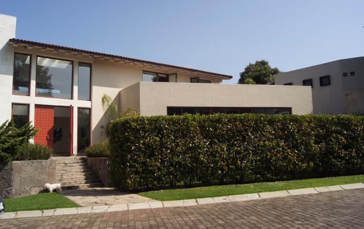 Foto de casa en venta en  , club de golf los encinos, lerma, méxico, 1063465 No. 21