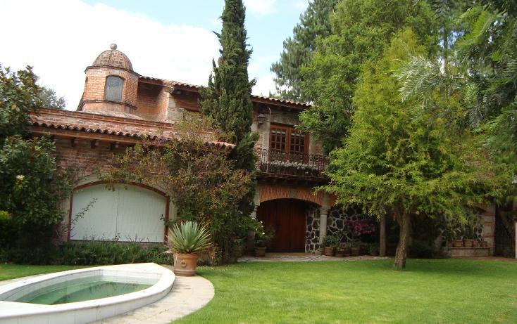 Foto de casa en venta en  , club de golf los encinos, lerma, méxico, 1097385 No. 01
