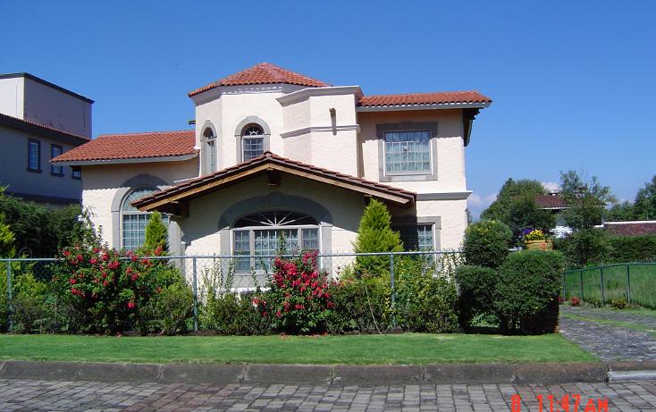 Foto de casa en renta en  , club de golf los encinos, lerma, méxico, 1112867 No. 01