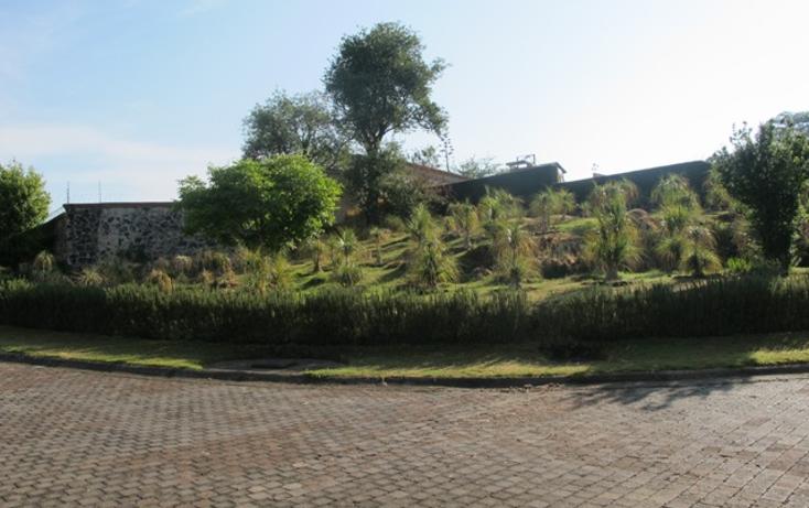 Foto de terreno habitacional en venta en  , club de golf los encinos, lerma, méxico, 1164367 No. 01