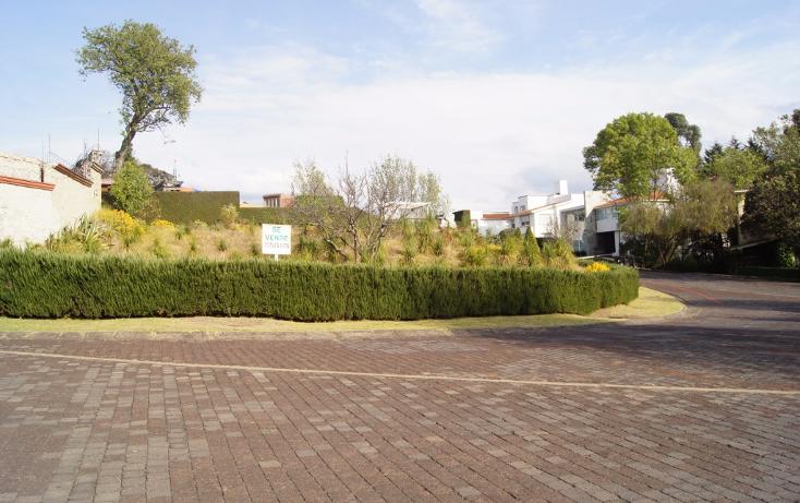 Foto de terreno habitacional en venta en  , club de golf los encinos, lerma, méxico, 1164367 No. 02
