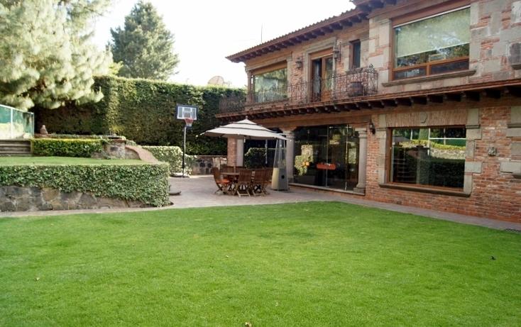 Foto de casa en renta en  , club de golf los encinos, lerma, méxico, 1164539 No. 18