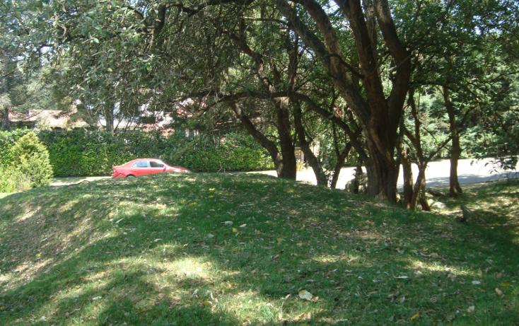 Foto de terreno habitacional en venta en  , club de golf los encinos, lerma, méxico, 1165651 No. 04
