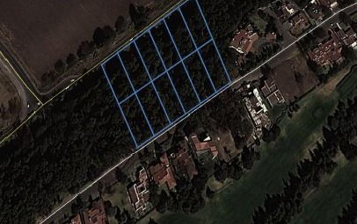 Foto de terreno habitacional en venta en  , club de golf los encinos, lerma, méxico, 1166047 No. 01