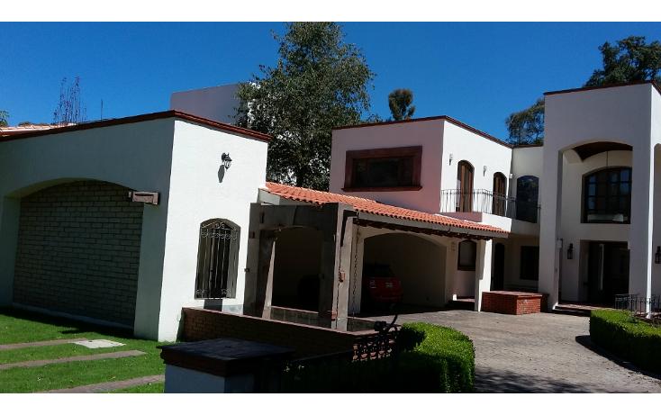 Foto de casa en renta en  , club de golf los encinos, lerma, méxico, 1227227 No. 19
