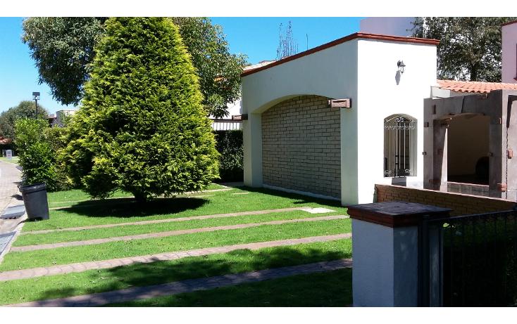 Foto de casa en renta en  , club de golf los encinos, lerma, méxico, 1227227 No. 20