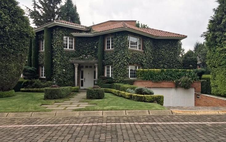 Foto de casa en renta en  , club de golf los encinos, lerma, méxico, 1230757 No. 01