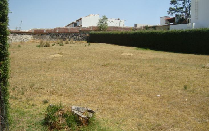 Foto de terreno habitacional en venta en  , club de golf los encinos, lerma, méxico, 1264461 No. 01