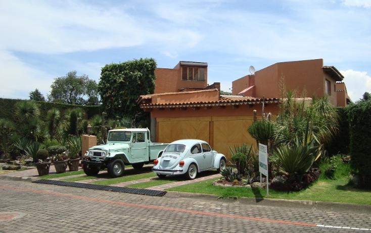Foto de casa en venta en  , club de golf los encinos, lerma, méxico, 1274307 No. 03