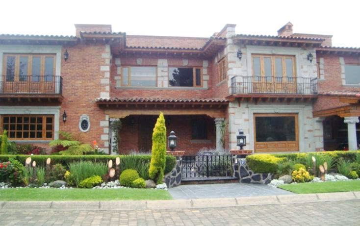 Foto de casa en venta en  , club de golf los encinos, lerma, méxico, 1275549 No. 02