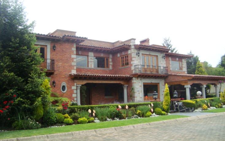 Foto de casa en venta en  , club de golf los encinos, lerma, méxico, 1275549 No. 03