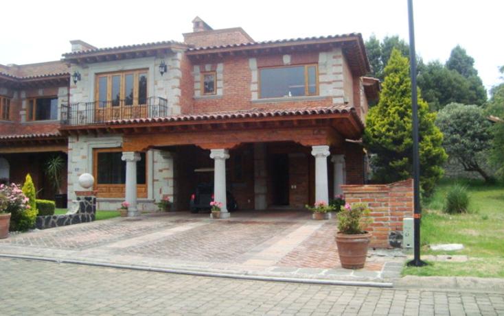 Foto de casa en venta en  , club de golf los encinos, lerma, méxico, 1275549 No. 04