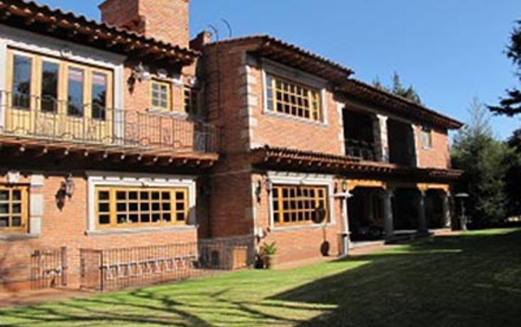Foto de casa en renta en  , club de golf los encinos, lerma, méxico, 1275551 No. 01