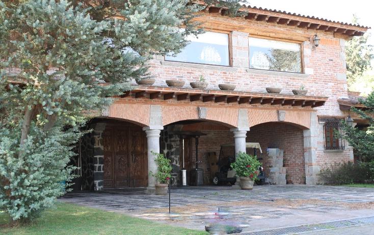 Foto de casa en venta en  , club de golf los encinos, lerma, méxico, 1275561 No. 01