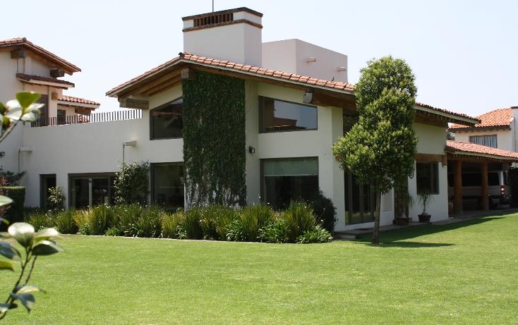 Foto de casa en venta en  , club de golf los encinos, lerma, méxico, 1275561 No. 07