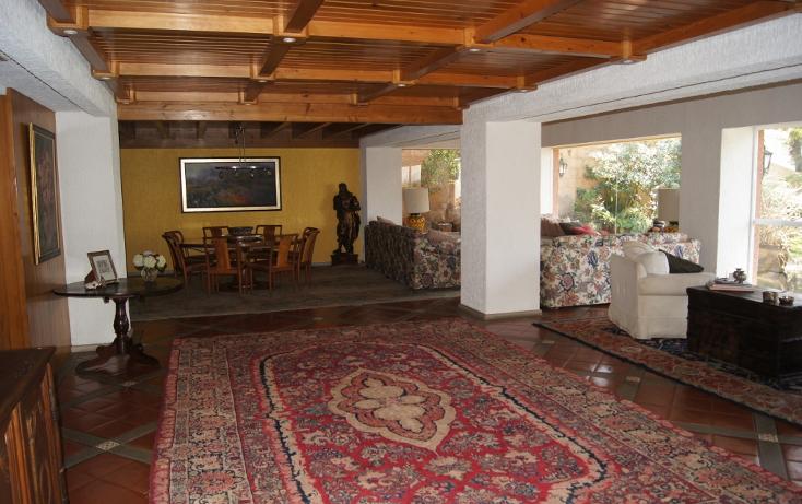 Foto de casa en venta en  , club de golf los encinos, lerma, méxico, 1296241 No. 03