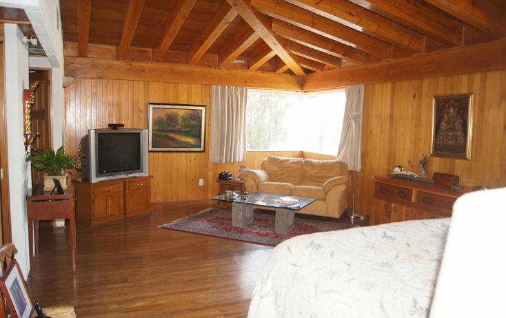 Foto de casa en venta en  , club de golf los encinos, lerma, méxico, 1296241 No. 14