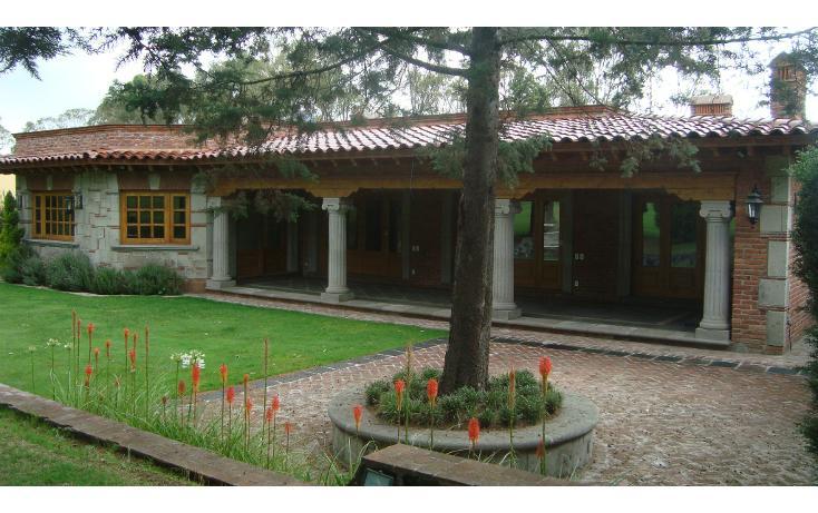 Foto de casa en renta en  , club de golf los encinos, lerma, méxico, 1303343 No. 01