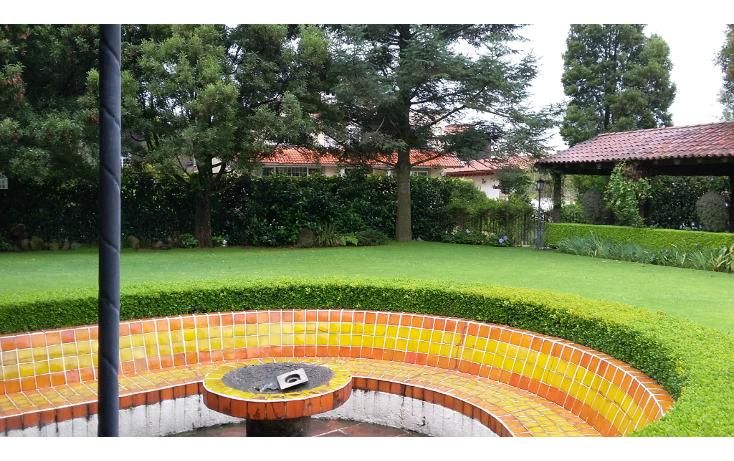 Foto de casa en venta en  , club de golf los encinos, lerma, méxico, 1385925 No. 18