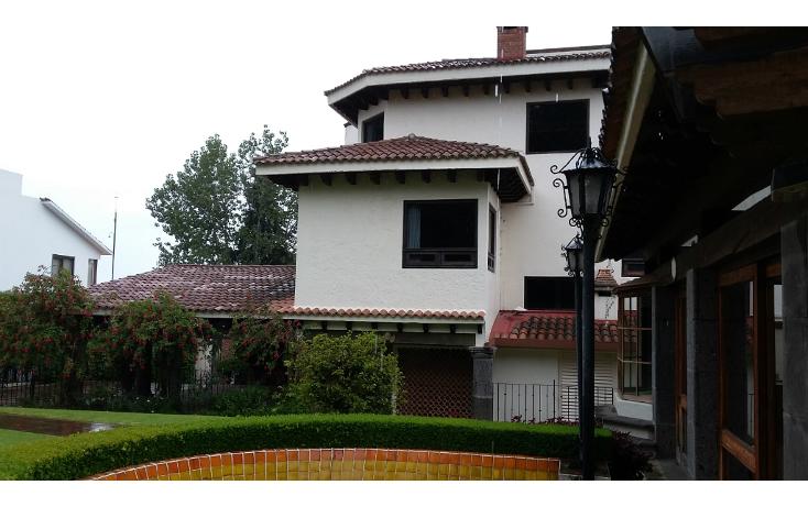 Foto de casa en venta en  , club de golf los encinos, lerma, méxico, 1385925 No. 19