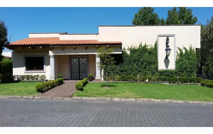 Foto de casa en renta en  , club de golf los encinos, lerma, méxico, 1385943 No. 04