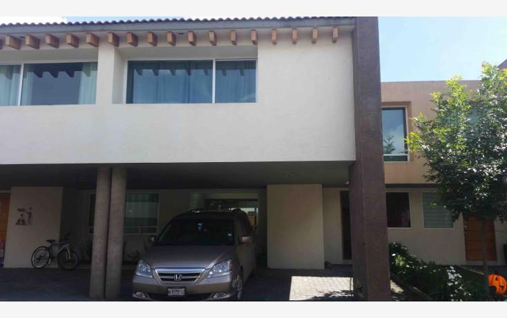 Foto de casa en renta en  , club de golf los encinos, lerma, méxico, 1473235 No. 01