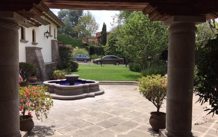 Foto de casa en renta en  , club de golf los encinos, lerma, méxico, 1489117 No. 10