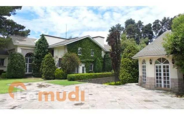 Foto de casa en venta en  , club de golf los encinos, lerma, méxico, 1544423 No. 01
