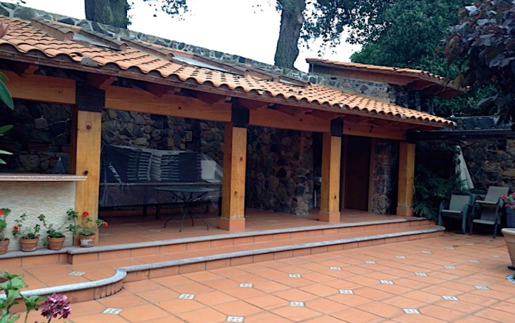 Foto de casa en venta en  , club de golf los encinos, lerma, méxico, 1562544 No. 27