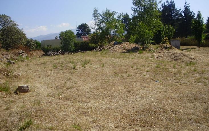 Foto de terreno habitacional en venta en  , club de golf los encinos, lerma, méxico, 1577718 No. 01